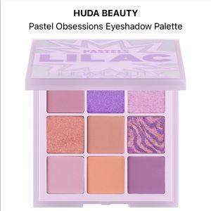 BNIB huda pastel obsessions lilac